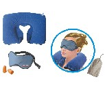 Product Name:Neck Pillow & Eyemask Travel Kit
