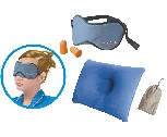 Product Name:Cushion Pillow & Eyemask Travel Kit